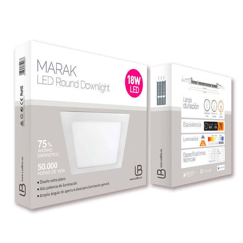 Downlight Led MARAK 18W