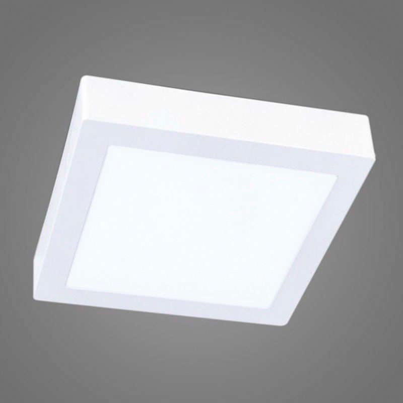 Plaf n led marak 18w superficie iluminaci n interior for Plafones cuadrados de pared