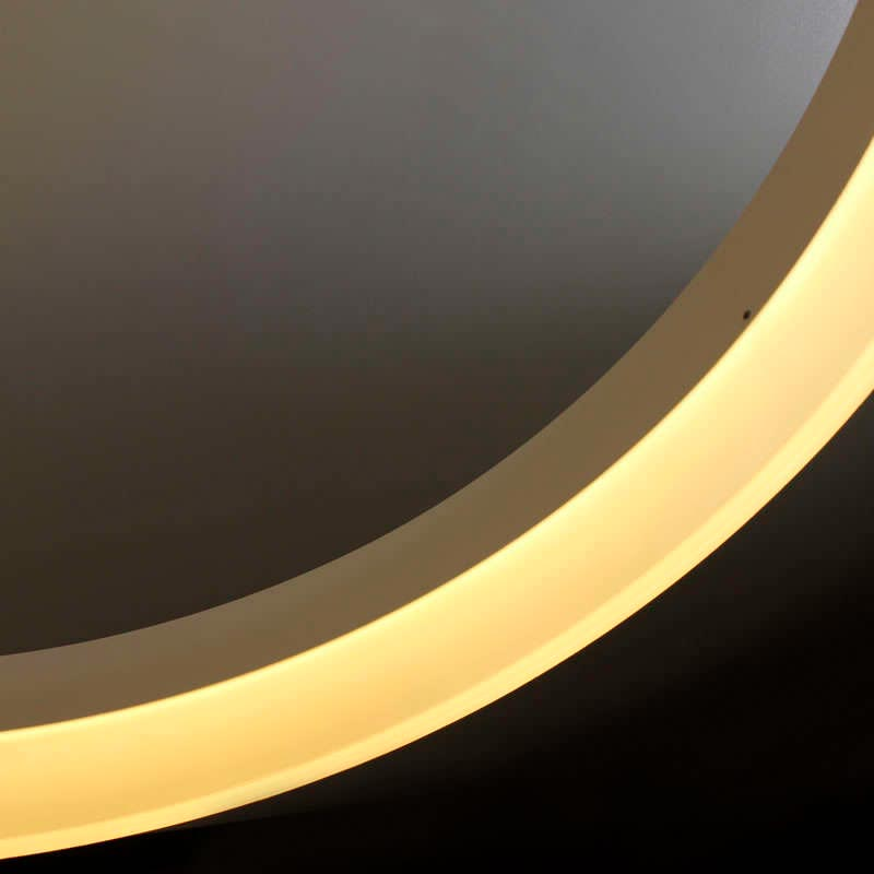 Luminaria colgante RING 28W, Ø40cm
