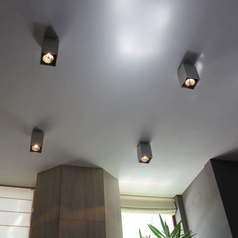Housing for led downlight, KARDAN CITERA, 2 spots