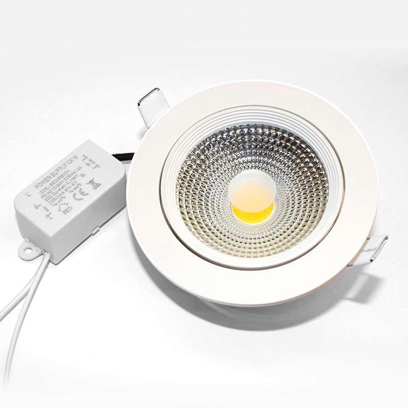Downlight Led BASIC COB 10W