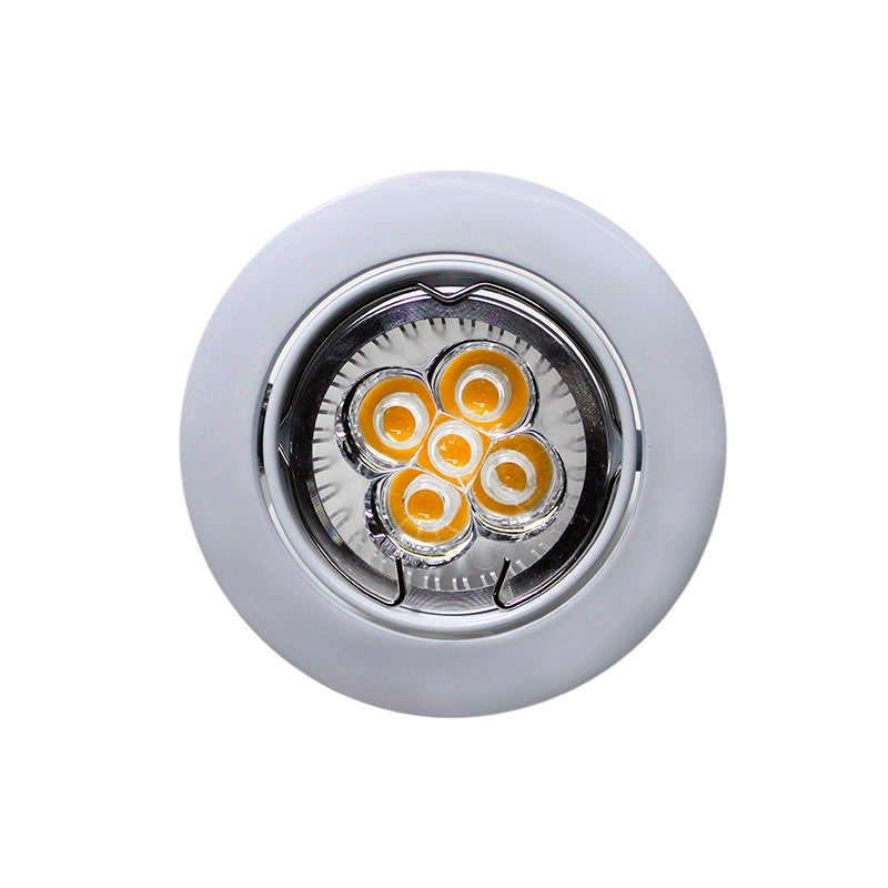 Housing for LED recessed light