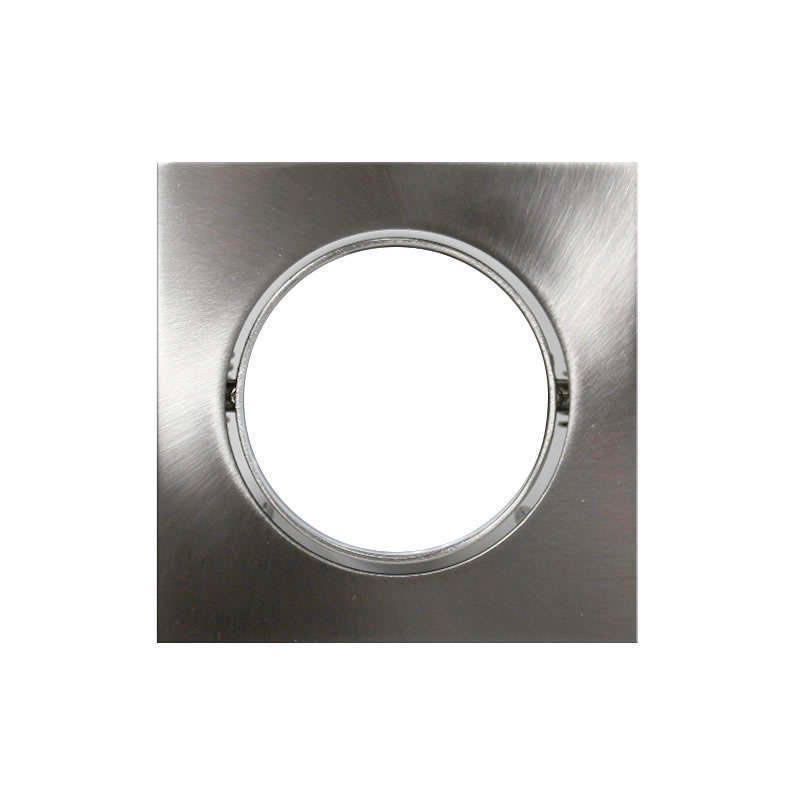 Spot cuadrado níquel basculante