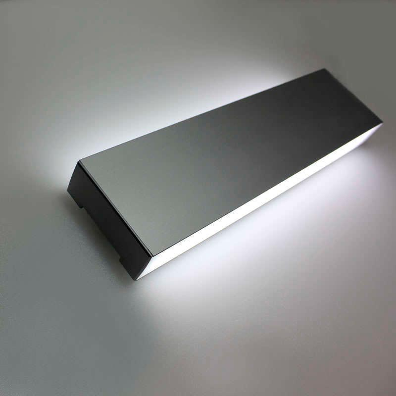 Aplique Led WALL 330, 10W, RGB