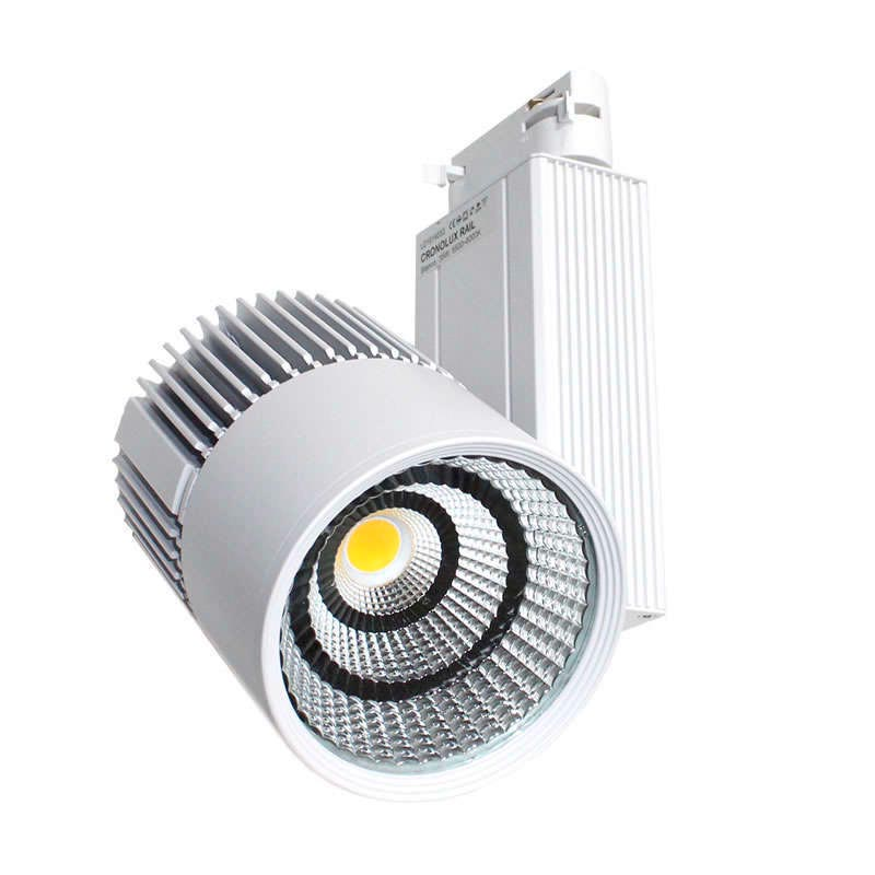 Foco carril CRONOLUX RAIL LED blanco 35W