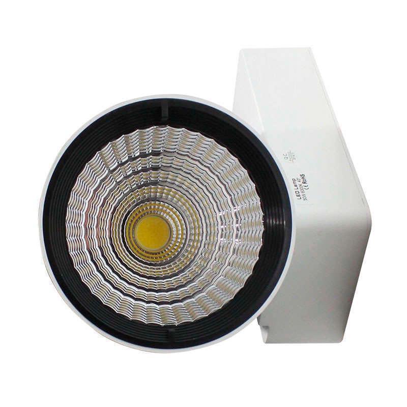 Foco carril KRON RAIL LED BridgeLux 50W