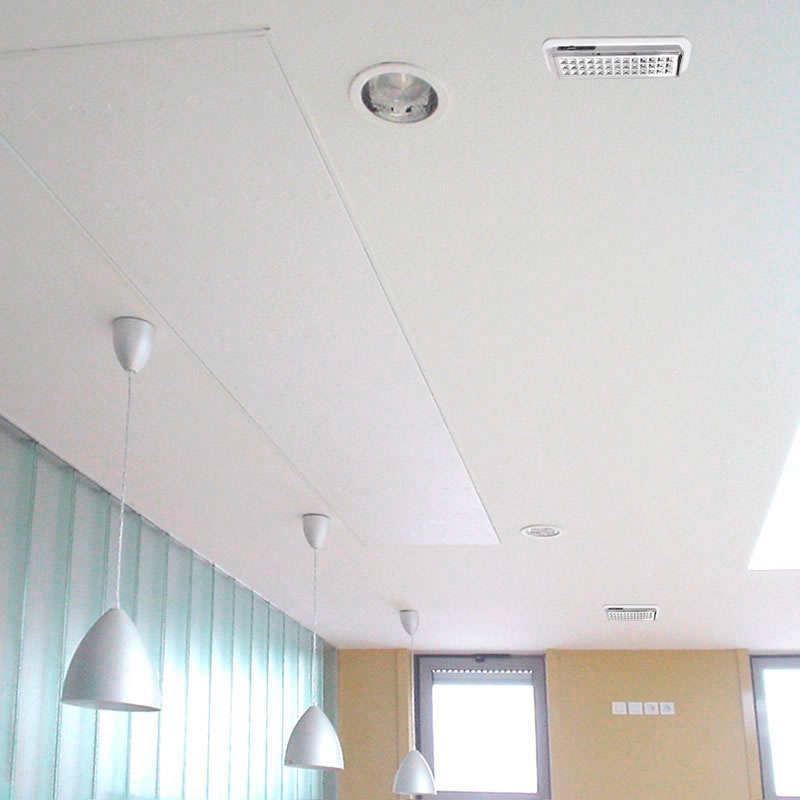 LED emergency lighting EMERLUX F310 ceiling surface