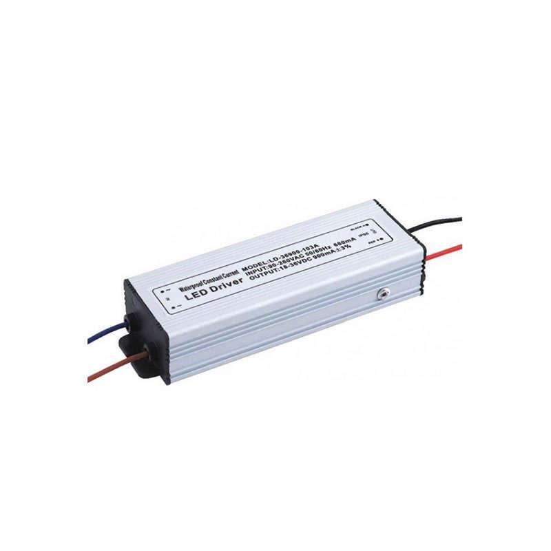 LED Driver DC18-36V/20W/650mA
