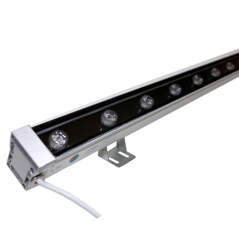 Proyector LED lineal, RGB TRILED-DMX512, 36W, DC24V, 1m