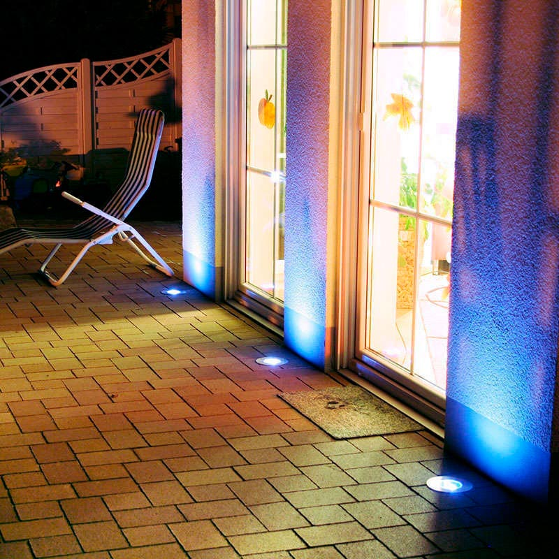 Led outdoor guidance BIGER 3W