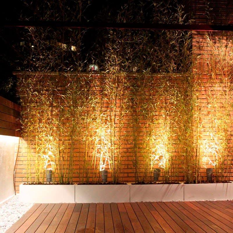 Aplique halki iluminaci n exterior apliques led ledbox - Iluminacion exterior led ...