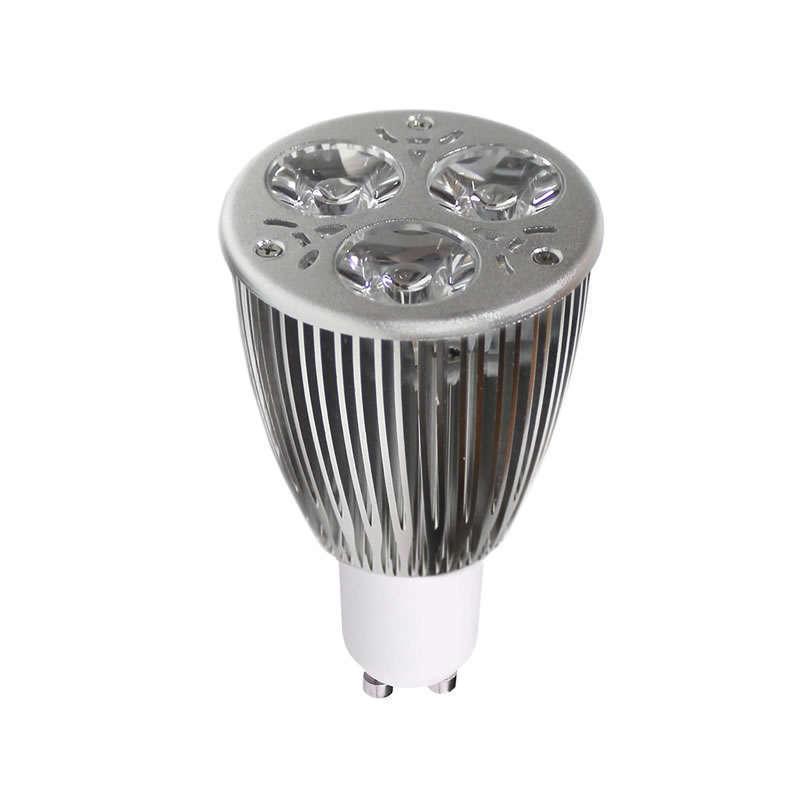 Bombilla LED GU10 9W, Regulable