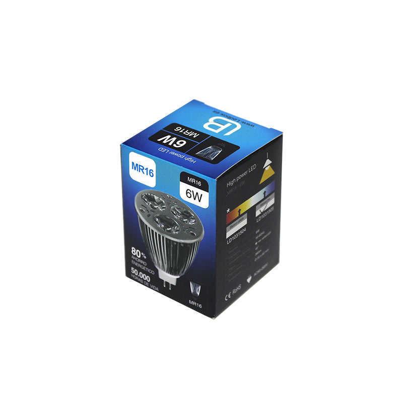 Bombilla LED GX5,3 6W