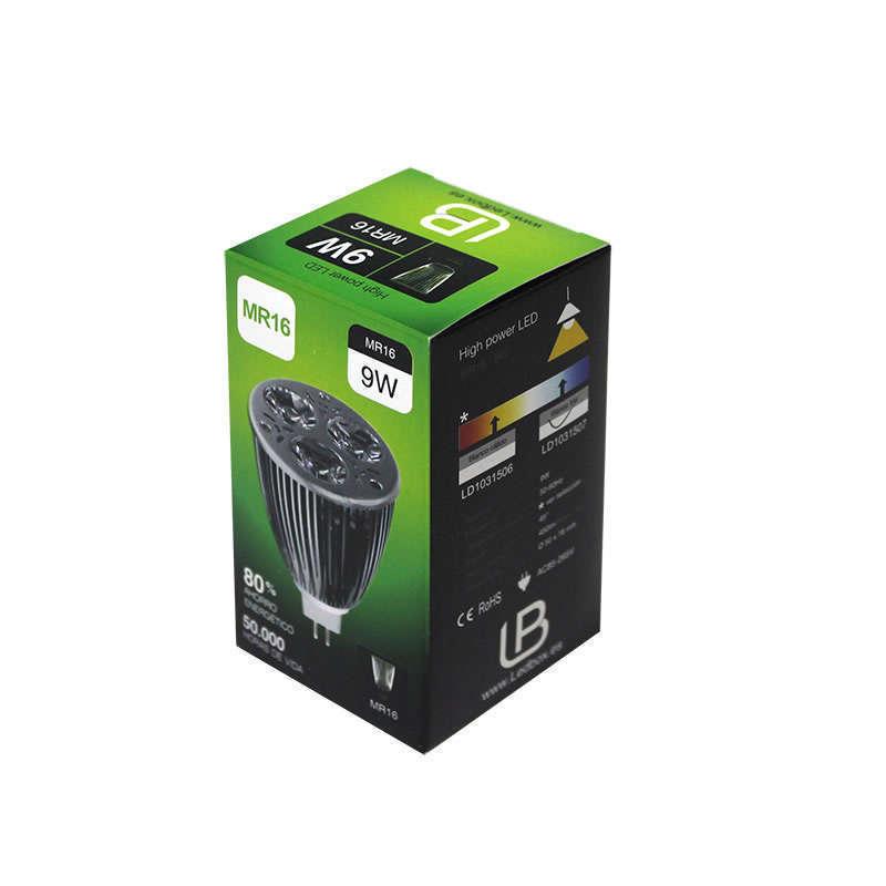 GX5,3 LED lamp 9W