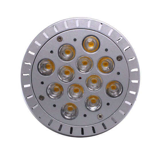 Lámpara LED PAR38,  E27,  12W
