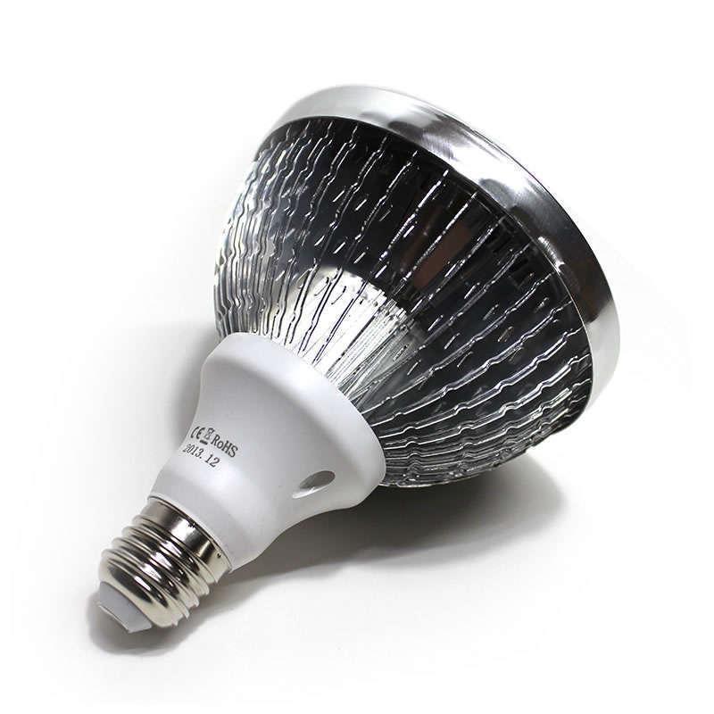 Lámpara LED PAR38,  E27 COB,  24W