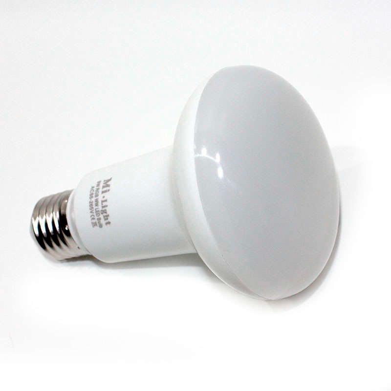 Bombilla led PAR30 WiFi E27 Bulb 9W RGB+Blanco frío