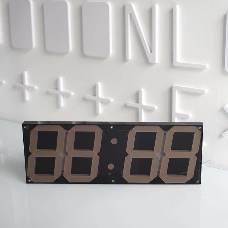 JUMBO CLOCK LED