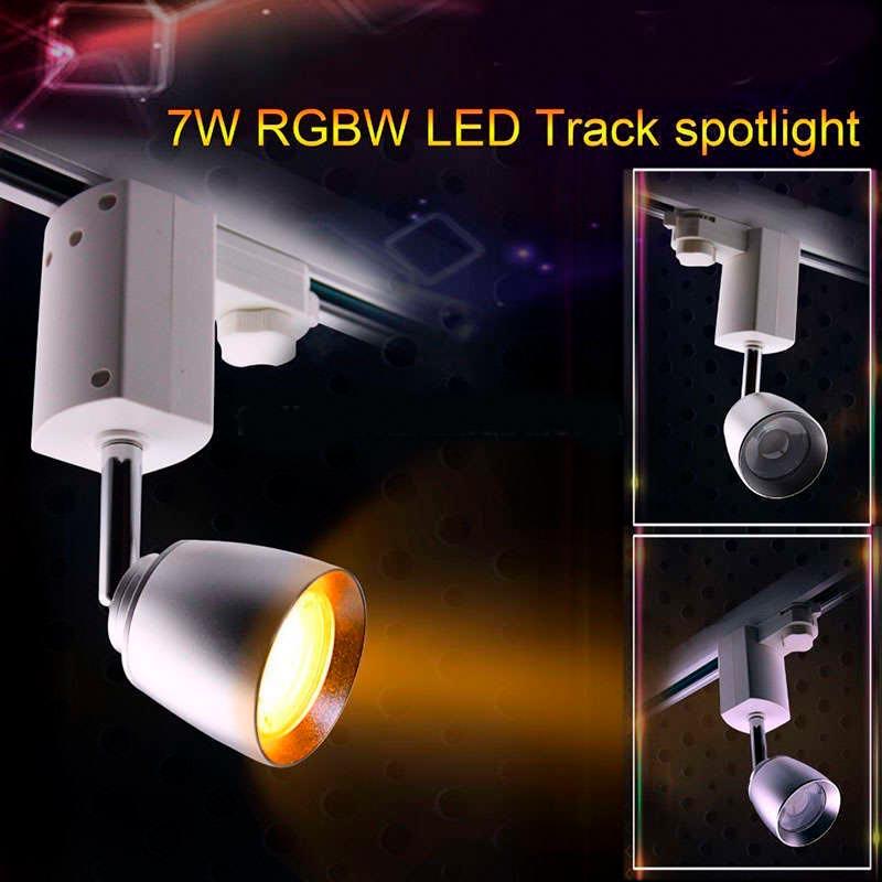 TRACK LIGHT RGB+WW WiFi trifásico