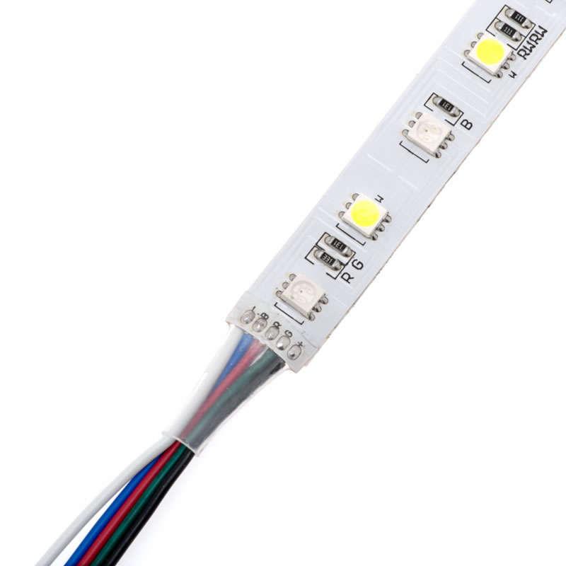 Tira LED EPISTAR SMD5050, RGB+NW, DC24V, 5m (60Led/m) - IP67