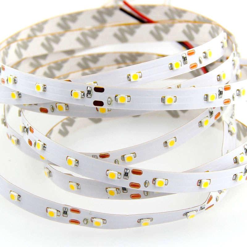 Tira LED BASIC SMD3528, DC12V, 5m (60 Led/m) - IP65