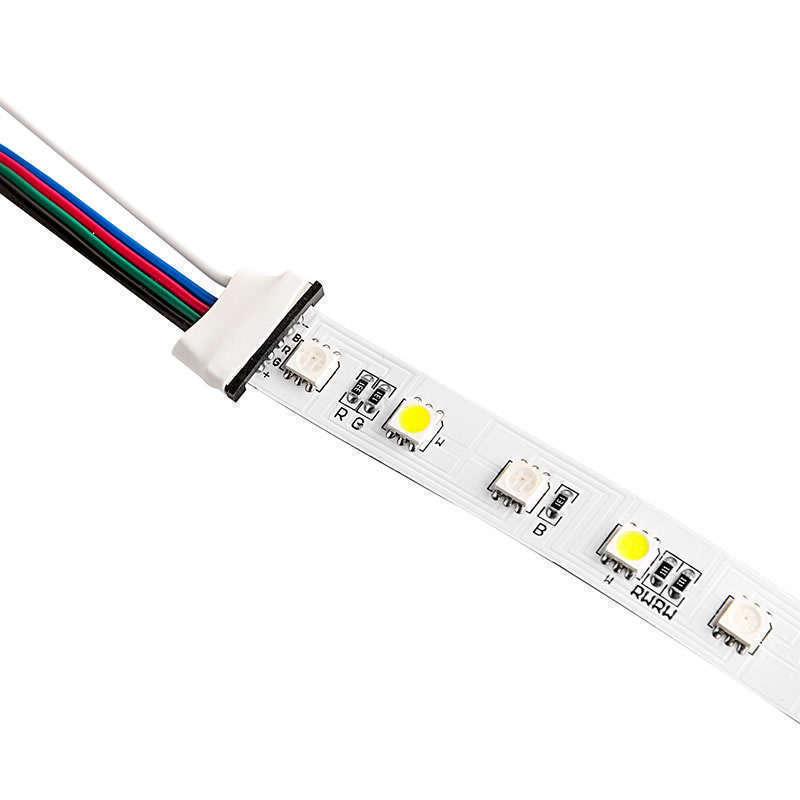 Tira LED SMD5050, RGB+WW, DC12V, 5m (60Led/m) - IP20