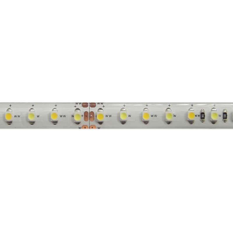 Led Strip Dual White SMD3528, DC24V, 5m (120Led/m) - IP65