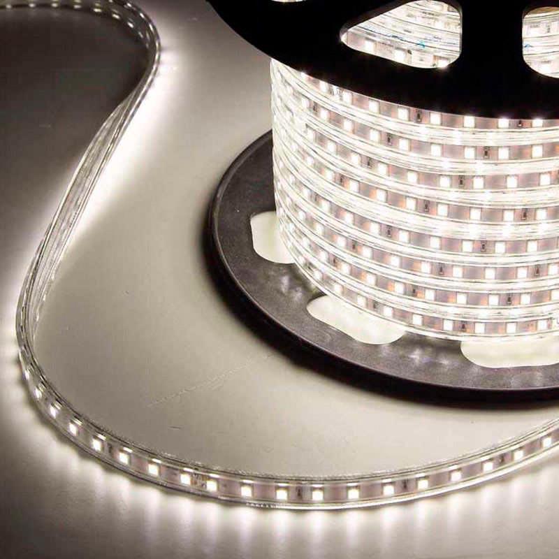Tira LED 220V SMD5050 High Power, 60Led/m, RGB, 1 metro