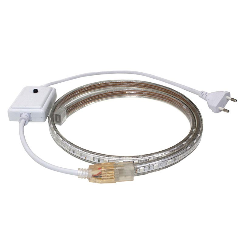 LED Strip 220V SMD5050 High Power, 60Led/m, RGB, 50m