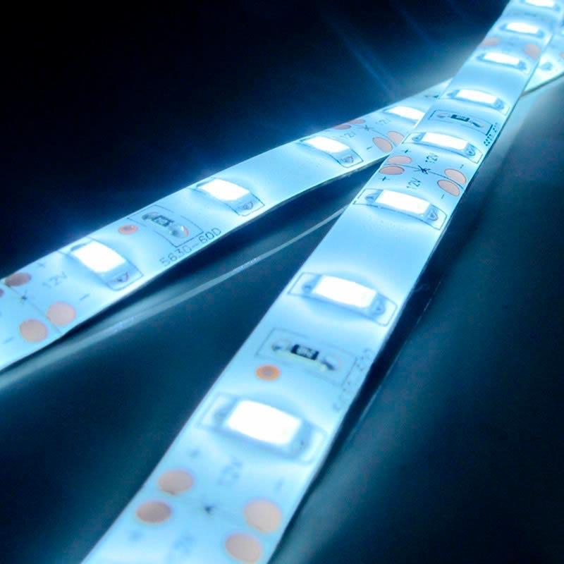 Tira LED SMD5630, DC24V CC, 5m (70 Led/m) - IP20