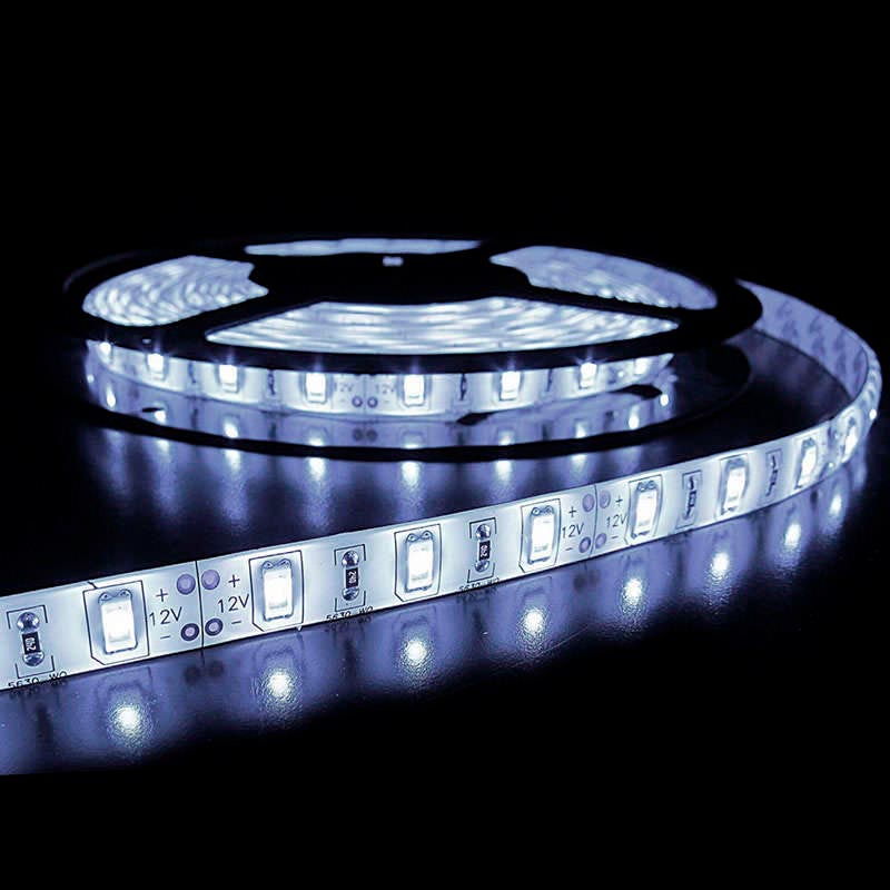 Tira LED EPISTAR SMD5050, DC24V CC, 5m (60 Led/m) - IP20