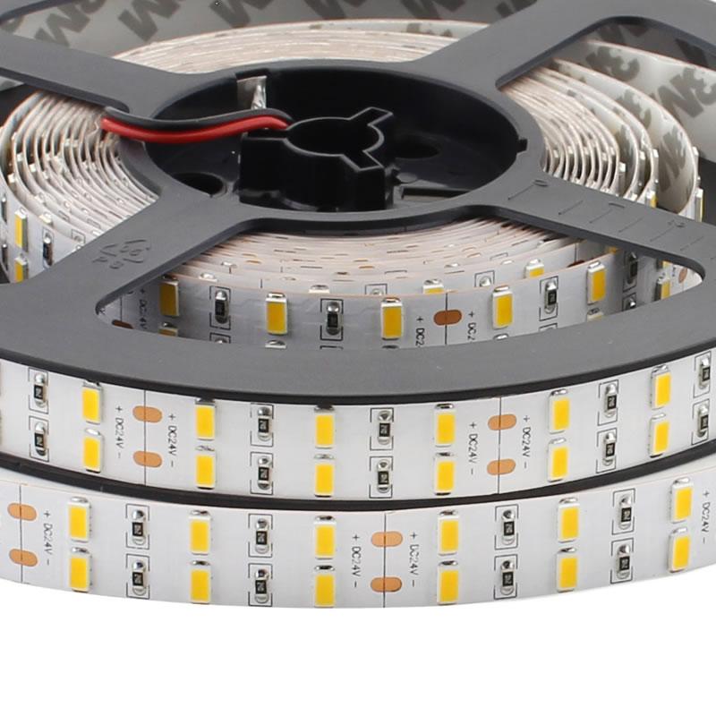 Tira LED SMD5630, DC24V, 5m (120 Led/m) - IP20