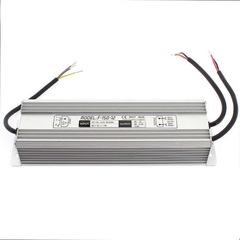 Source d'alimentation LED 12V/150W/12,5A