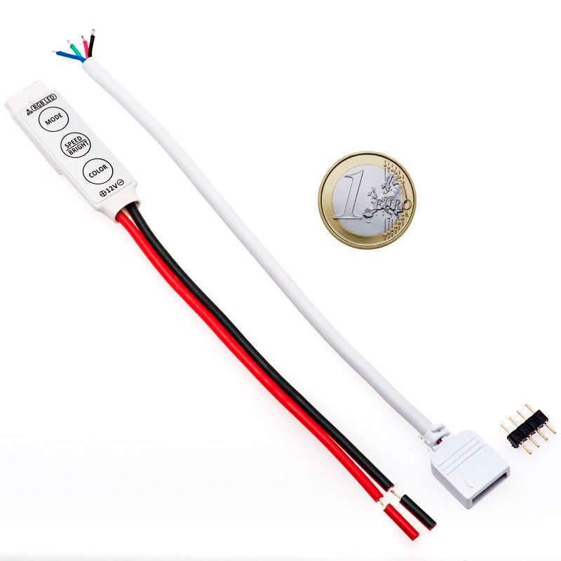 Contrôleur MINI bande à LED RGB