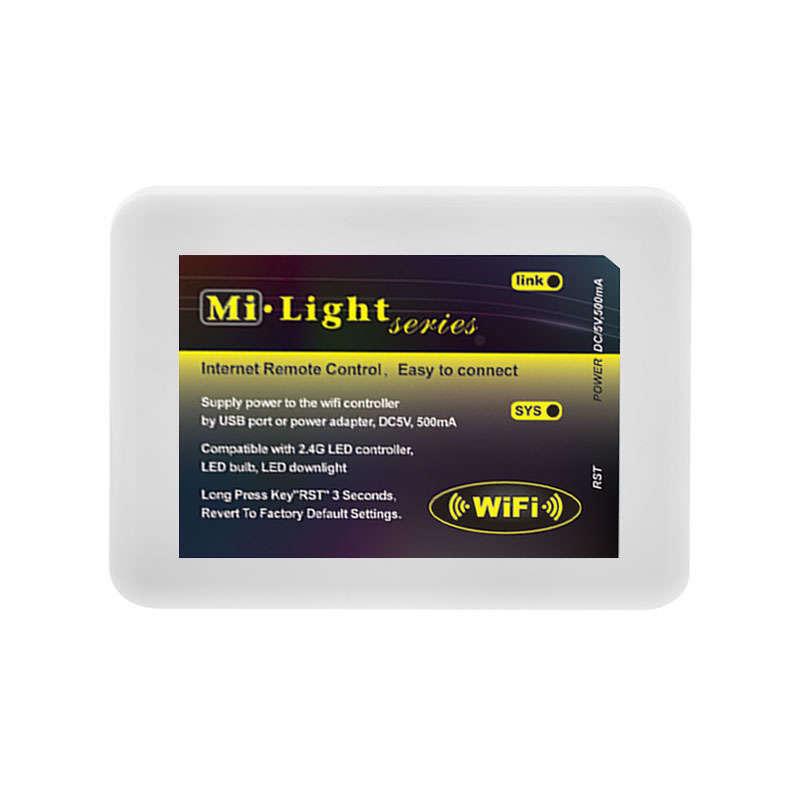 Controlador HUB Wi-Fi LED