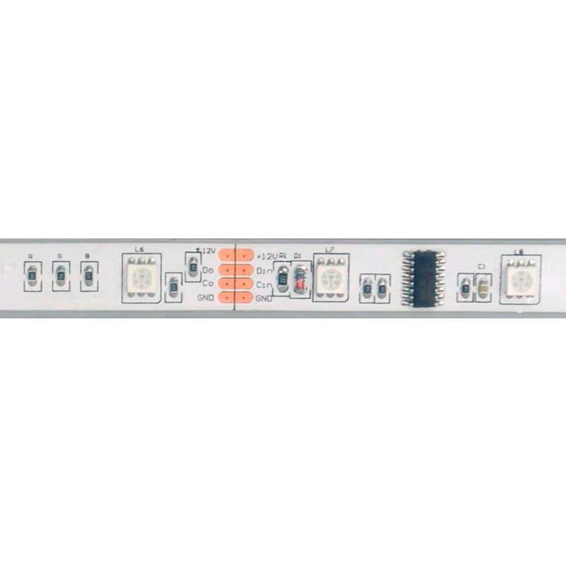 Contrôleur bande à LED, MAGIC LED + télécommande RF
