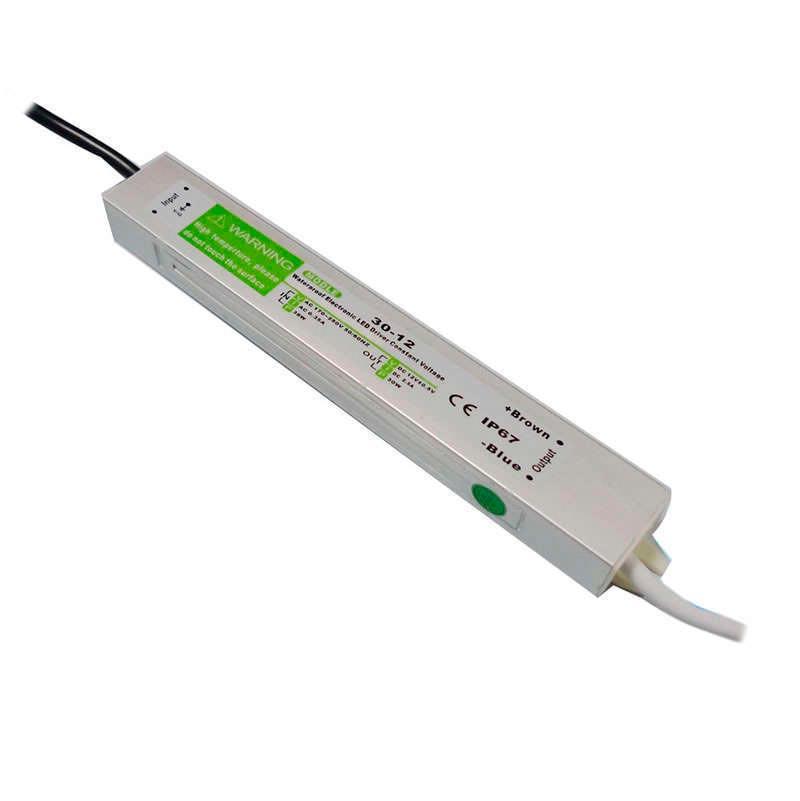Source d'alimentation LED 12V/30W/2,5A