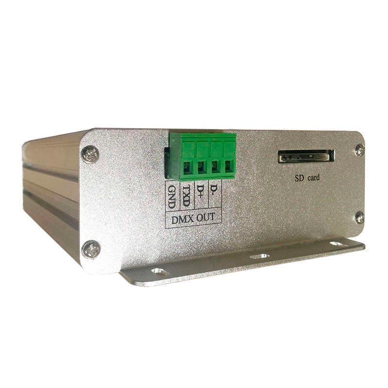 Controlador DMX512 - DM180 RF + mando a distancia