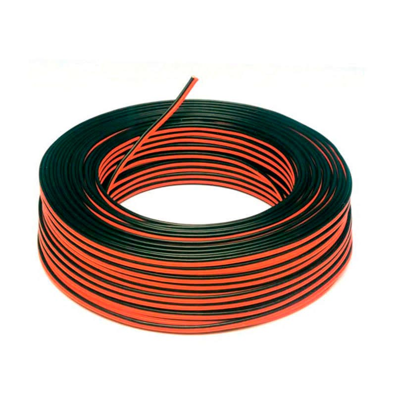 Cable paralelo 2x0,50mm, 1m