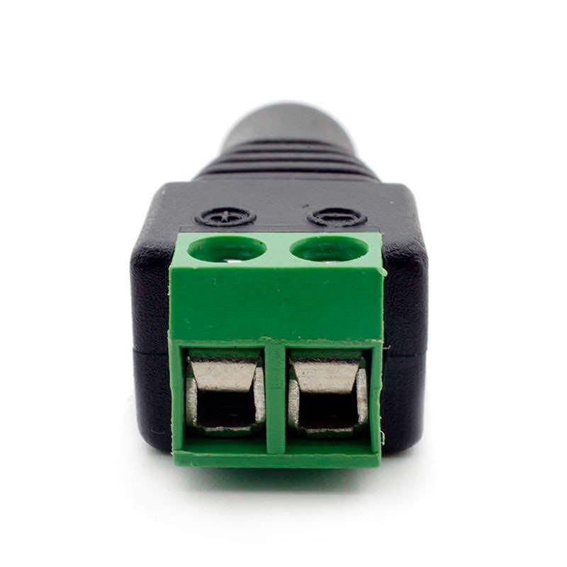 Borne de connexion femelle pour des bandes LED monochrome
