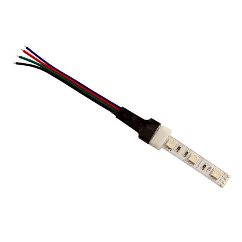Cable de conexión directa para tira LED RGB (4 Pin) 10mm