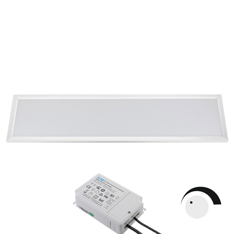 Panel LED 40W Samsung SMD5630, 30x120cm, regulable