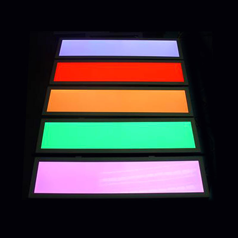 LED Panel 40W, RGB, 30x120cm