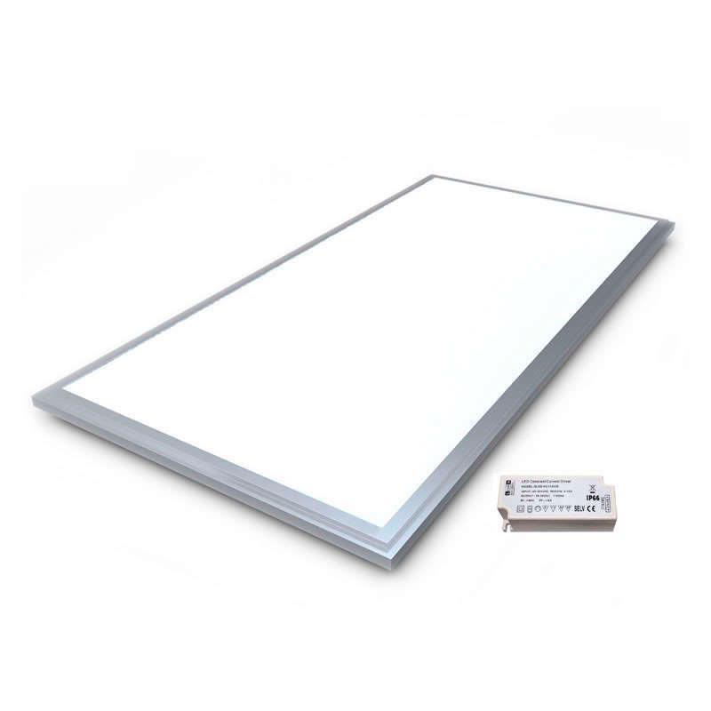Panel LED 80W, 60x120cm