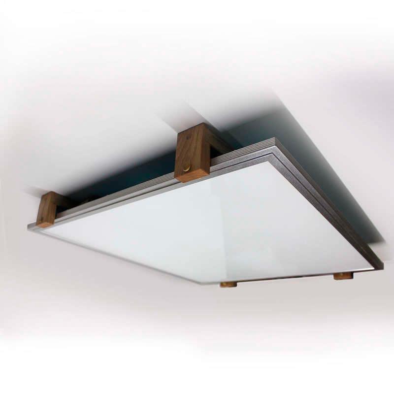 FUSTA RUUT PANELED support panel 60x60cm