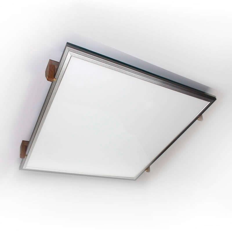 FUSTA CON support panel 60x60cm