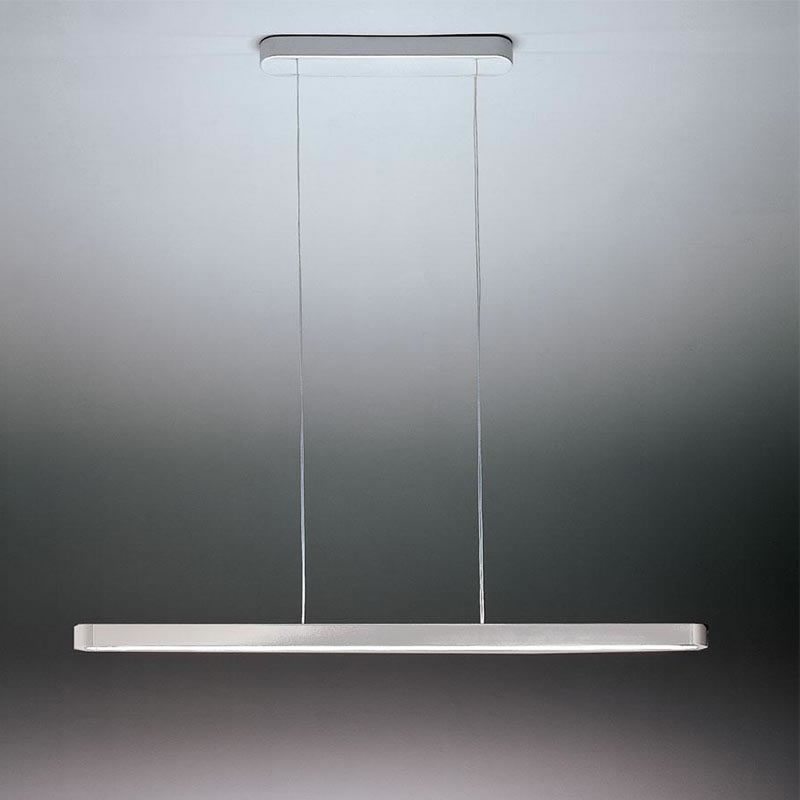 Velsa pendant lamp 20w tubos led pantallas led for Lamparas colgantes led