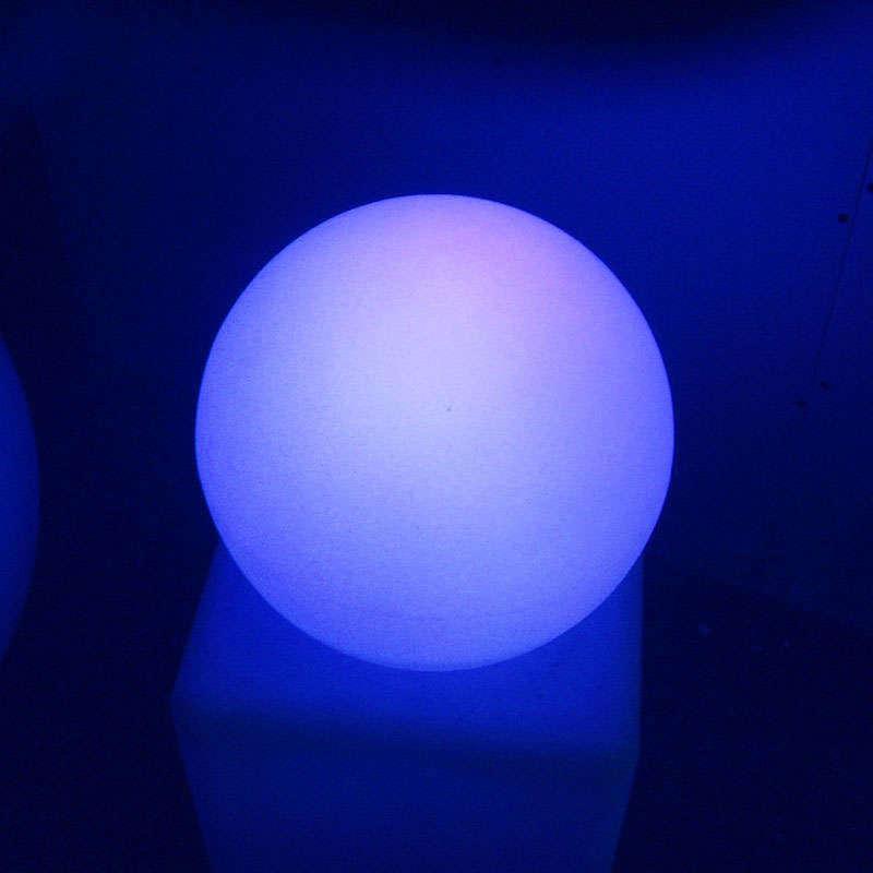 Esfera luminosa led 30cm RGB
