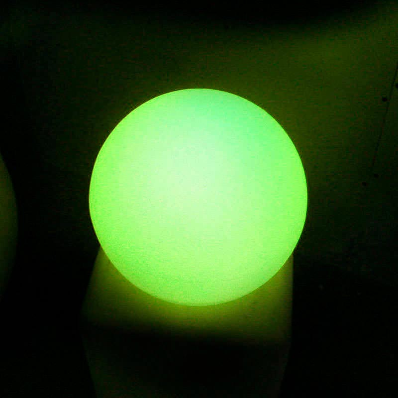 Led light sphere 60cm RGB rechargeable