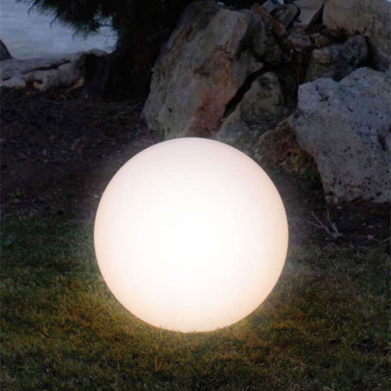 Led light sphere 40cm
